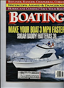 Boating Magazine - August 1994 (Image1)