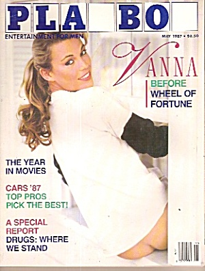 Playboy Magazine - May 1987