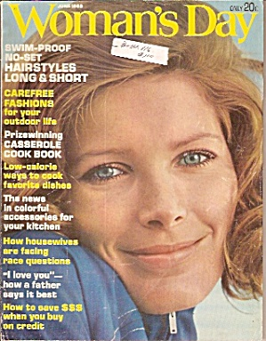 Woman's Day - June 1969