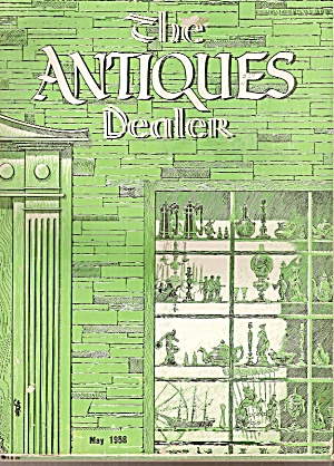 The Antiques Dealer -  May 1958 (Image1)
