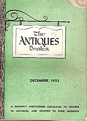 The Antiques Dealer - December 1955