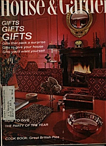 House & garden Magazine- November 1968 (Image1)