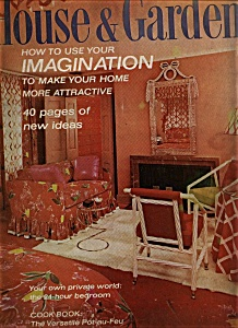 House & Garden magazine - February 1969 (Image1)