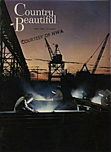 Country Beautiful Magazine - June 1963