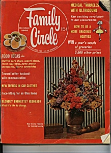 Family Circle Magazine - October 1966 (Image1)