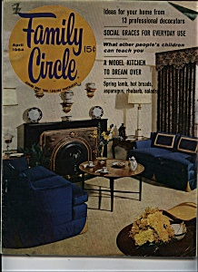 Family Circle magazine - April 1964 (Image1)