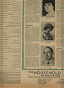 The Household Magazine- March 1935 (Image1)