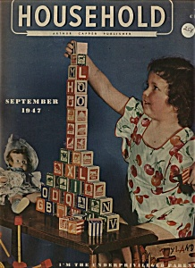 The Household Magazine - September 1947 (Image1)