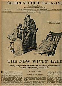 The Household Magazine - October 1932
