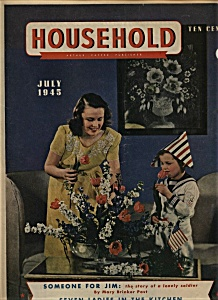 The Household Magazine - July 1945