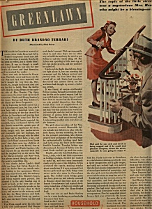 The Household Magazine - August 1947