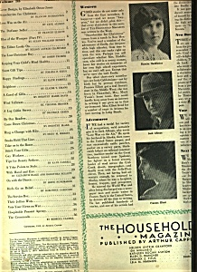 The Household Magazine - December 1935