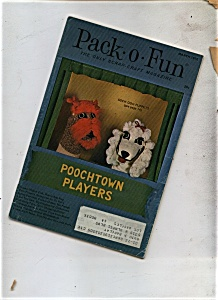 Pack - O - Fun magazine - March 1972 (Image1)