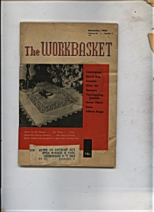 Workbasket magazine - November  1960 (Image1)