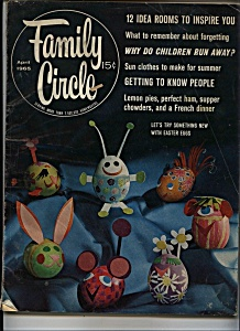 Family Circle Magazine - April 1965 (Image1)