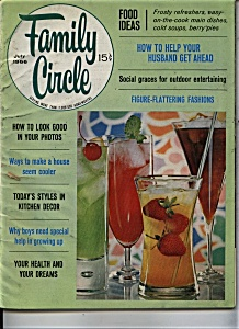 Family Circle magazine - July 1966 (Image1)