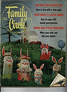 Family Circle Magazine - April 1966 (Image1)