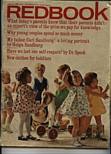 Redbook Magazine - February 1966 (Image1)