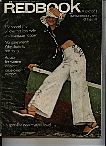 Redbook Magazine = April 1969