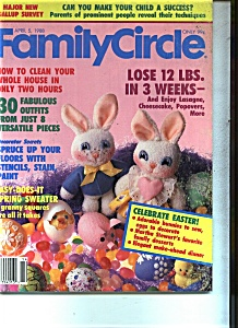 Family Circle  Magazine- April 5, 1988 (Image1)