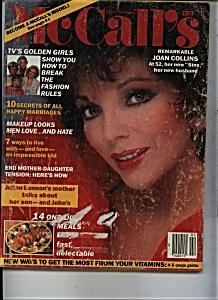 McCall's magazine - February 1986 (Image1)