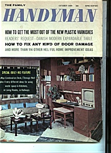 The Family Handyman = October 1964 (Image1)