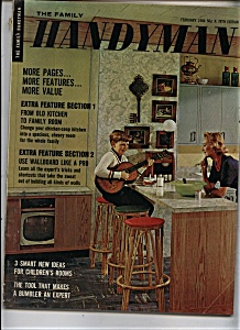 The Family Handyman - February 1964 (Image1)