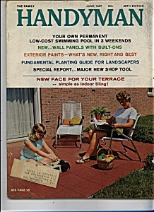 The Family Handyman - June 1967 (Image1)