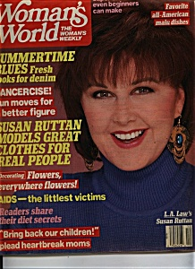 Woman's World Magazine  - March22, 1988 (Image1)
