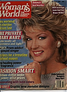 Woman's World Magazine -  March 8, 1988 (Image1)