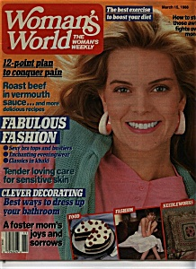 Woman's World Magazine - March 15, 1988 (Image1)