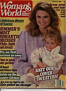 Woman's World Magazine - March 19, 1988 (Image1)