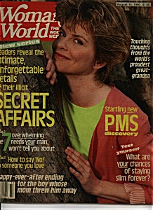Woman's World Magazine - August 14, 1990 (Image1)