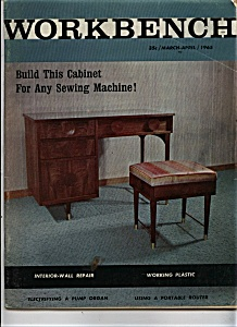 Workbench Magazine - March-April 1965 (Image1)