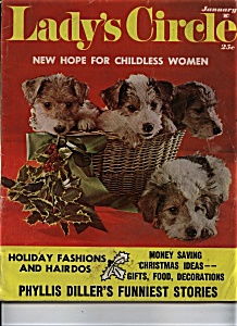 Lady's Circle magazine - January  1967 (Image1)