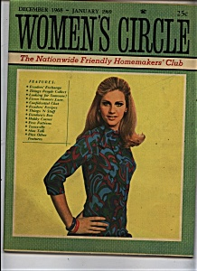 Women's Circle Magazine - January 1969