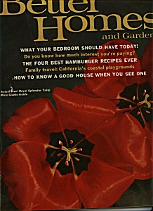 Better Homes and Gardens - May 1964 (Image1)