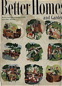 Better Homes and Gardens Magazine - June 1948 (Image1)