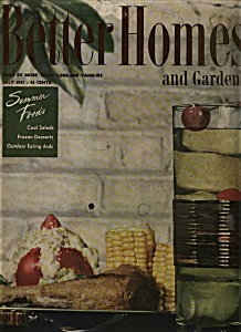 Better Homes and Gardens magazine - July 1947 (Image1)
