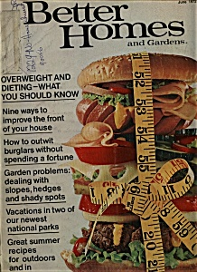 Better Homes and Gardens - June 1972 (Image1)