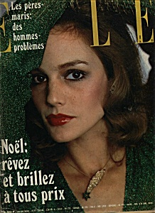ELLE  Magazine - December 11, 1972 (Image1)