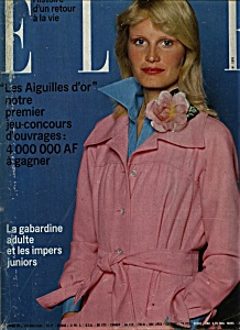 ELLE Magazine - March 20,  1972 (Image1)