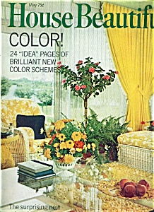 House Beautiful - May 1969 (Image1)
