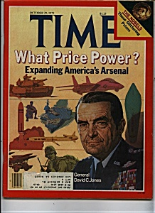 Time Magazine - October 29, 1979
