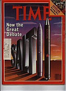 Time Magazine - May 21, 1979