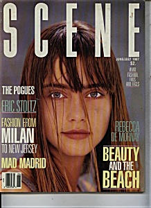 SCENE  Magazine - June/July 1987 (Image1)