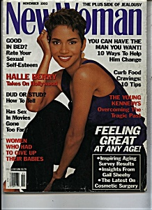 New Woman magazine - November 1993 (Image1)