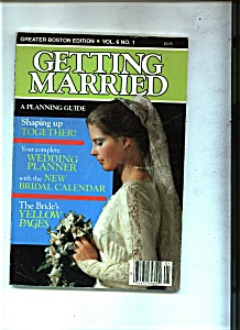 Getting Married -  A Planning Guide (Image1)