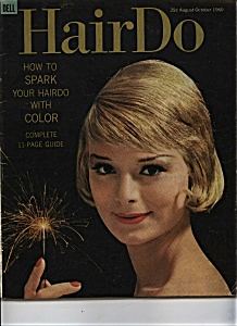 Vintage Hair Do HAIRSTYLE Magazine- October 1960 (Image1)