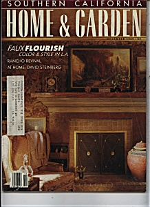 Home & Garden Magazine - November 1989 (Image1)